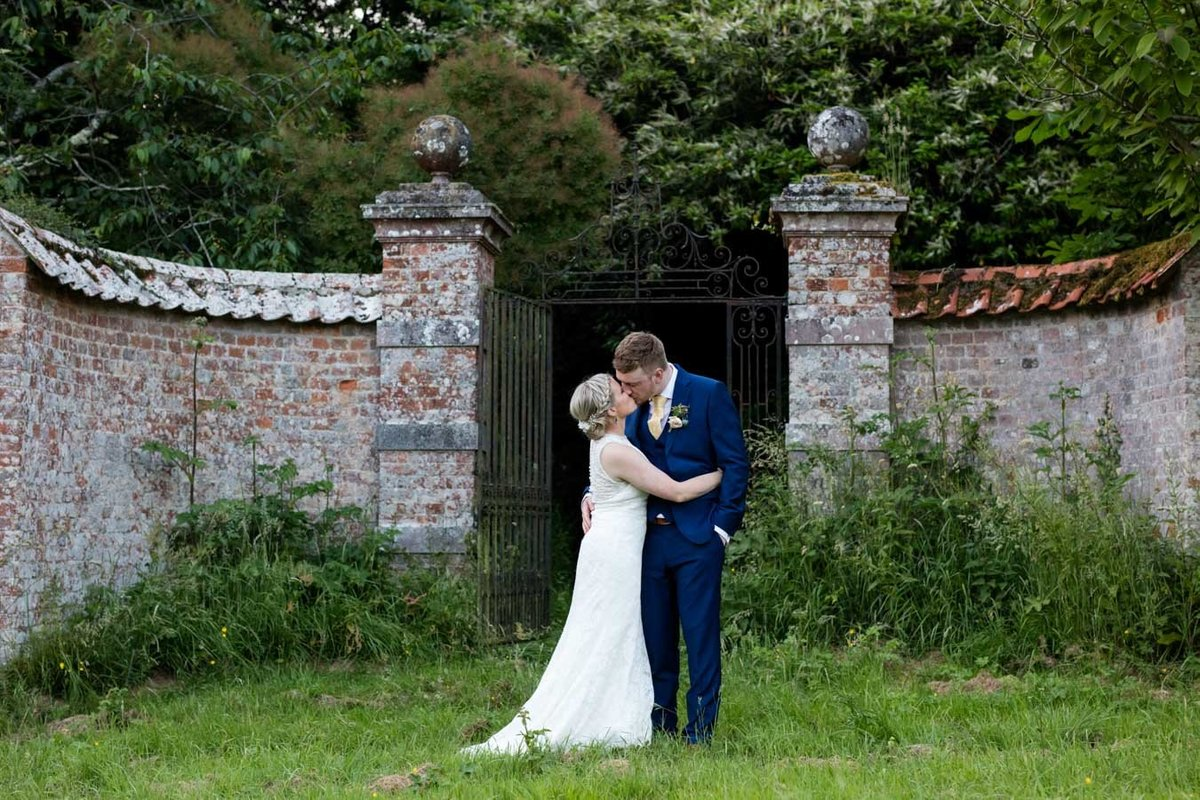 Natural Wedding Photography at Rockbeare Manor