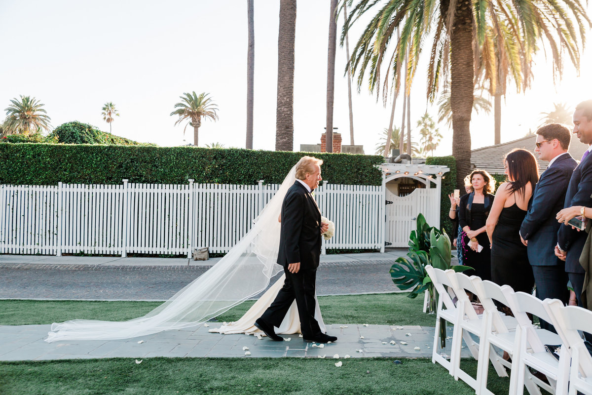 Tropical_Modern_Fairmont_Santa_Monica_Navy_Pink_Wedding_Valorie_Darling_Photography - 74 of 146