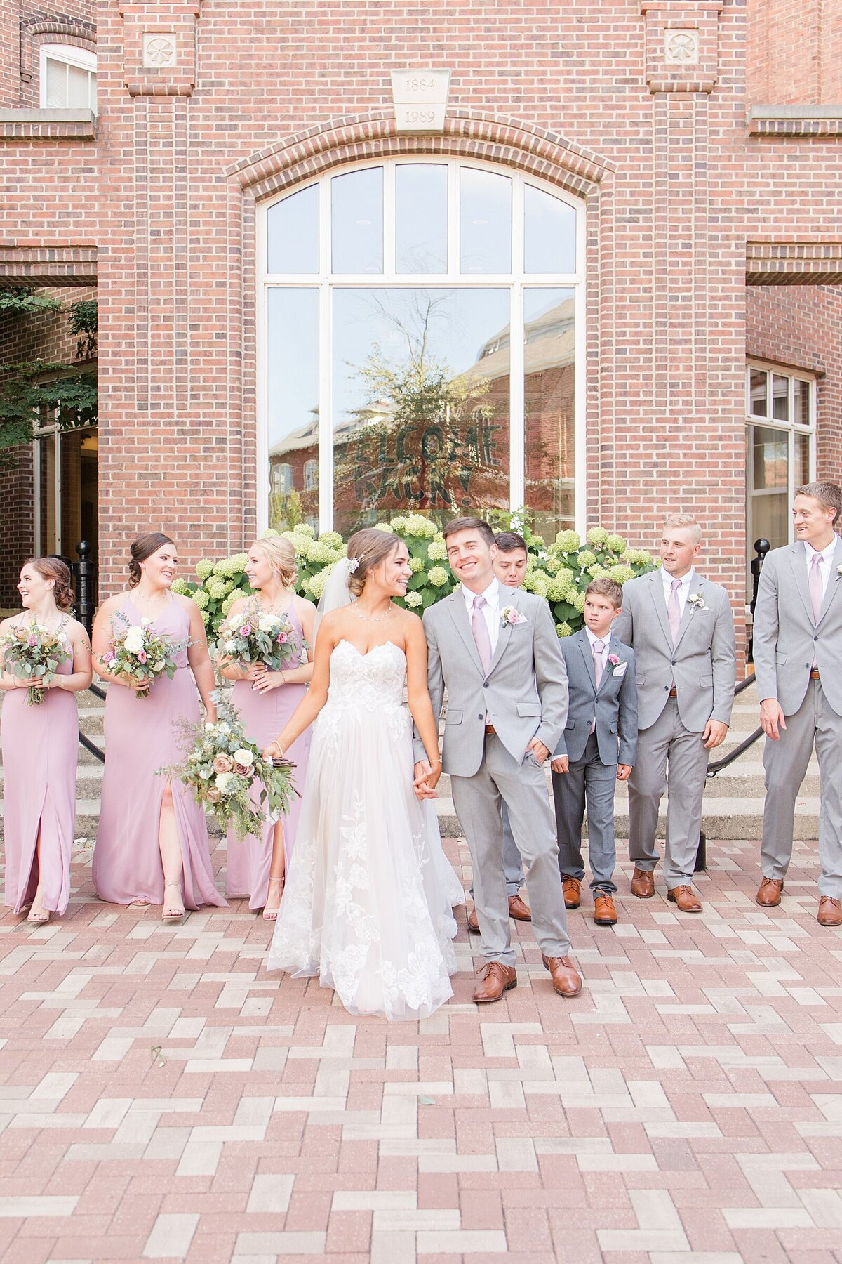 Kara Webster Photography | Meredith & Tyler | University Of Dayton Marriott Wedding Photographer_0054