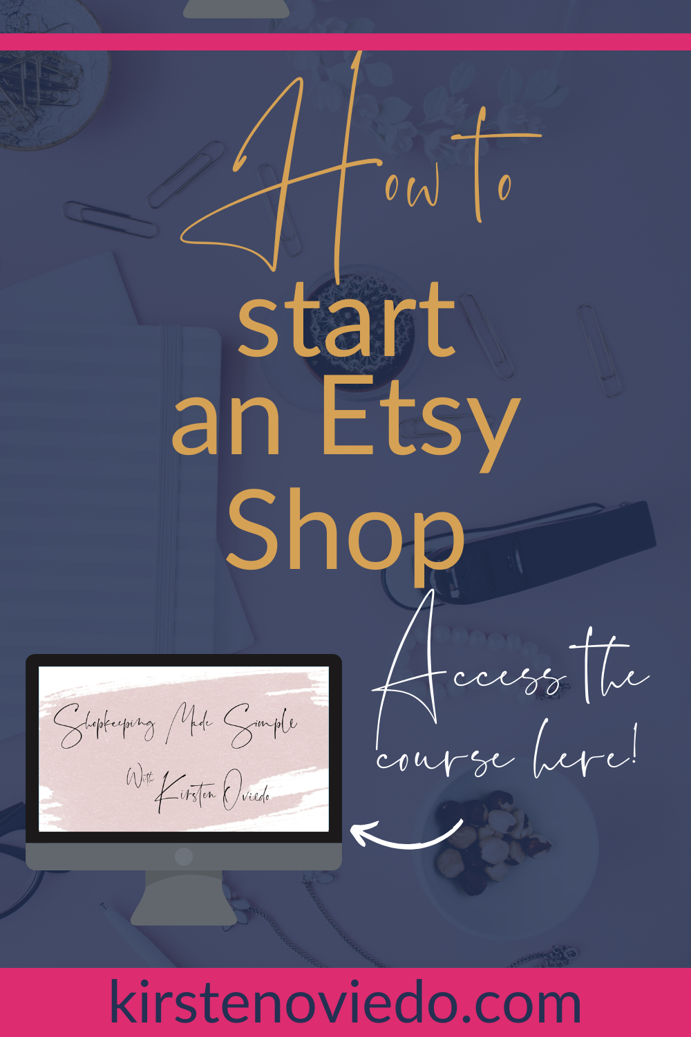 How to start an Etsy Business - Shopkeeping made simple5