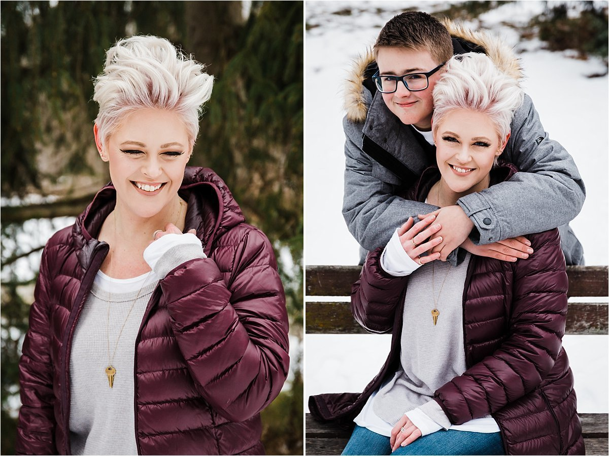 Winter Family Session | Dylan Martin Photography-22