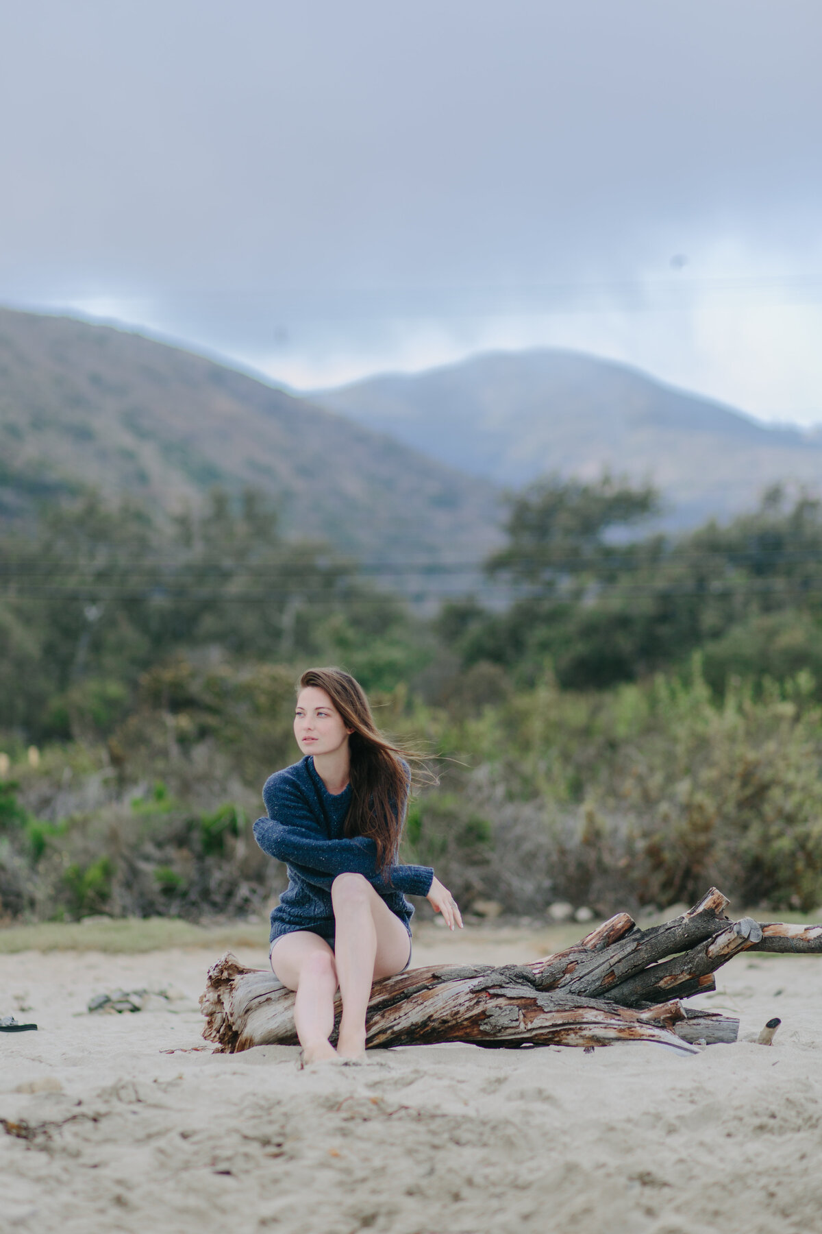 El Leo Carrillo Beach Malibu Angelika Johns Photography-3058