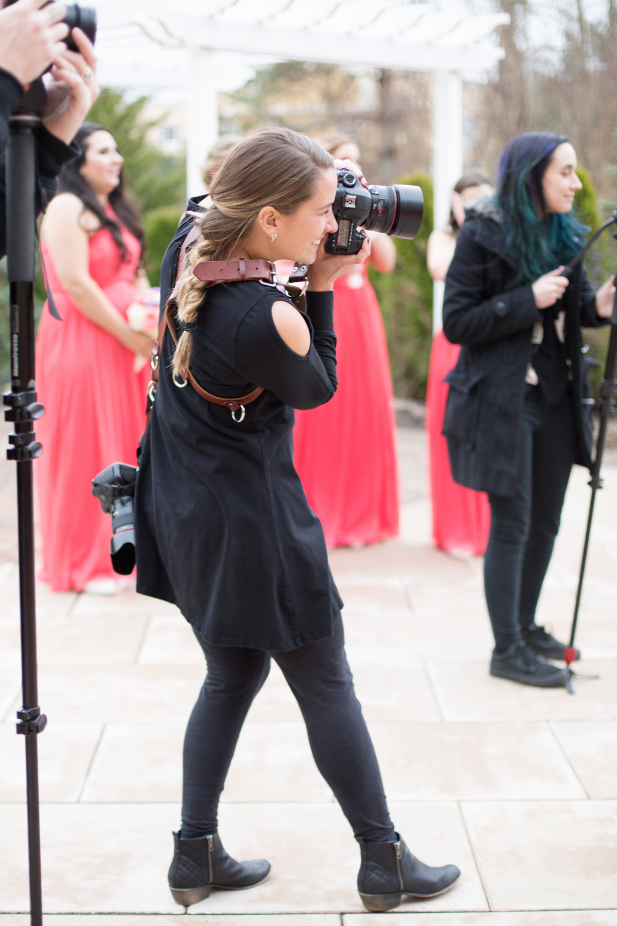 Ashley Mac Photographs - New Jersey Weddings - Behind the Scenes of a Wedding - C24A0101