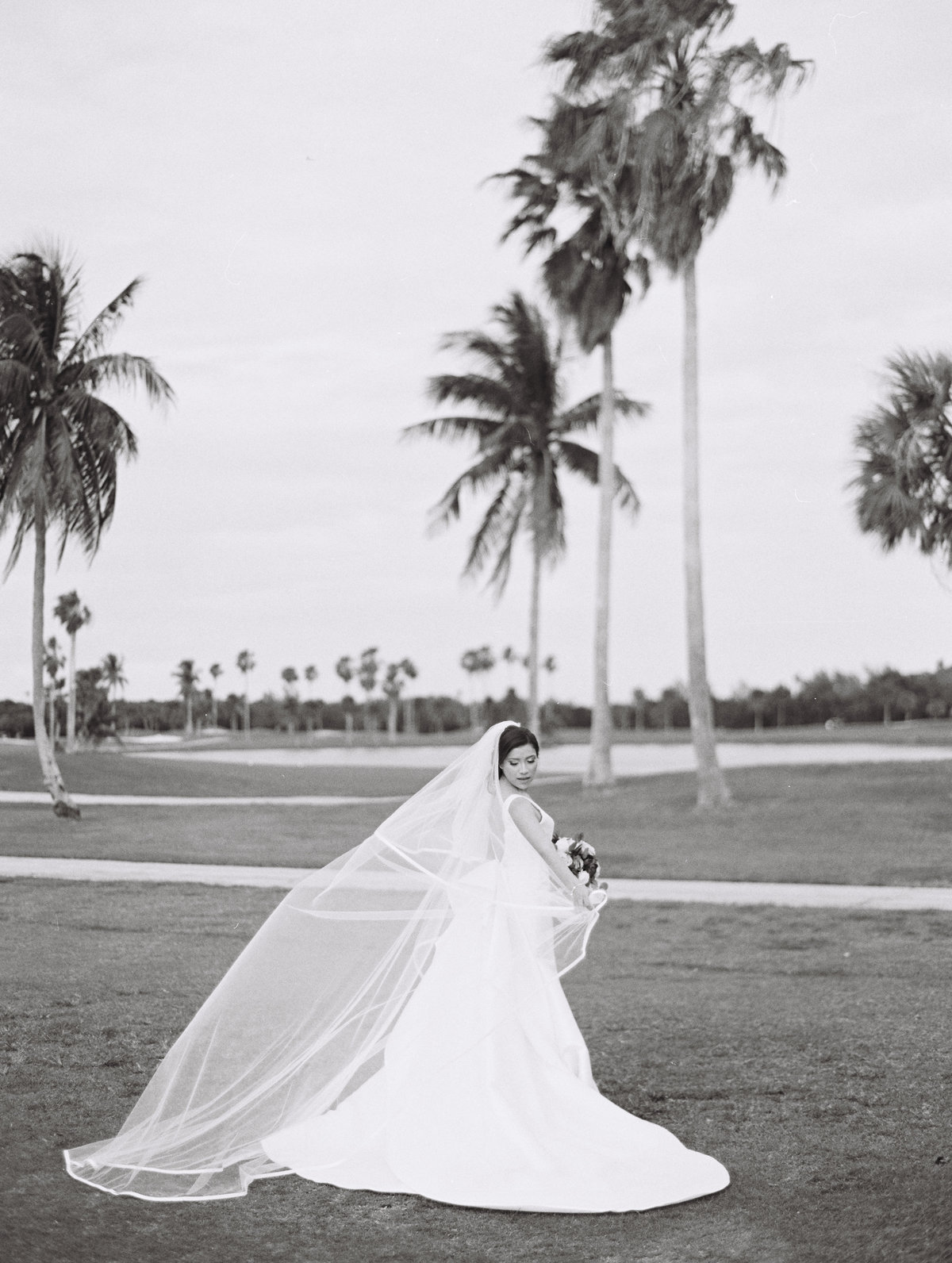 Miami Golf Course Wedding-22