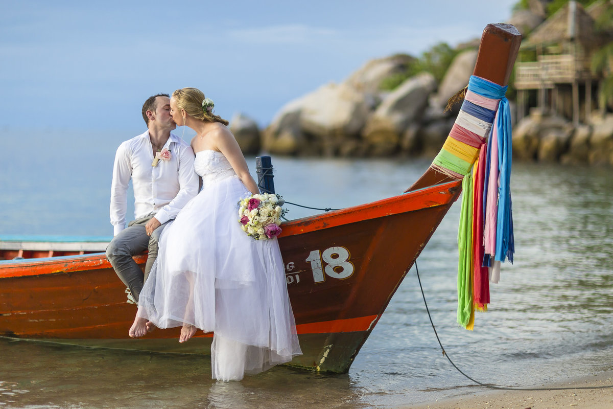 Koh Tao Wedding Thailand  | Forever Lovestruck | M&N_25