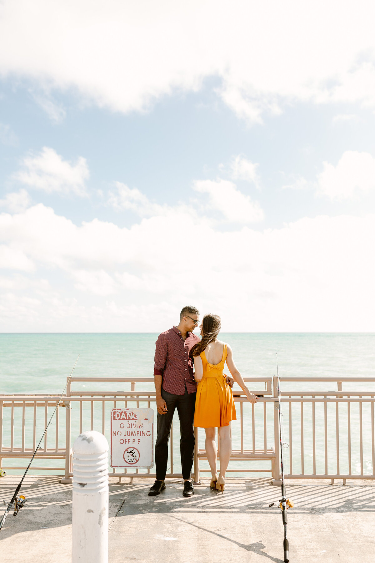 Sunny Isles Beach Engagement Photography Session 32