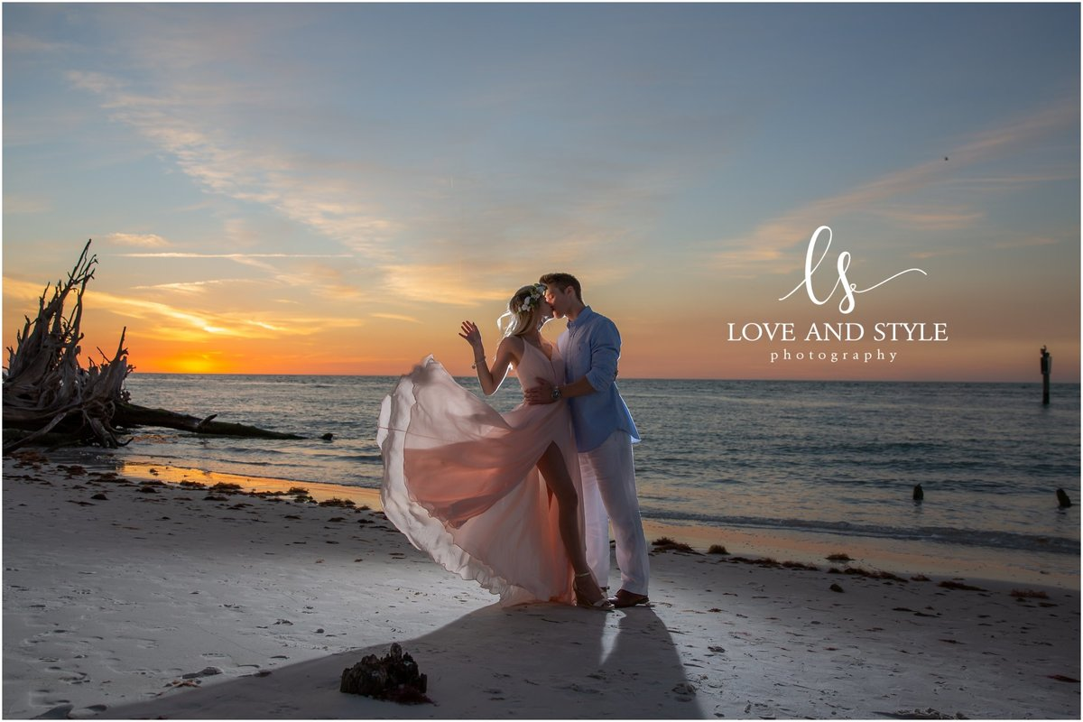 Engagement Photography at Beer Can Island, Sarasota