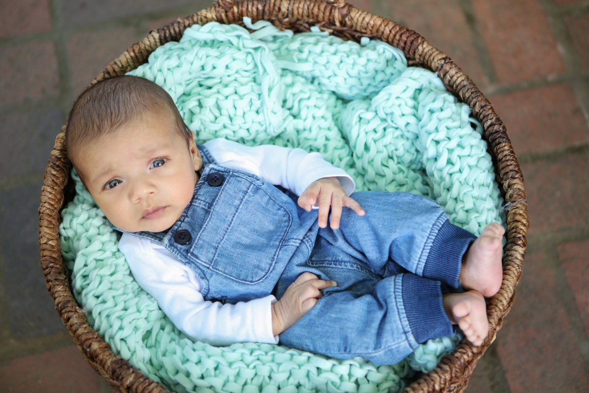 Baby in park, palo alto outdoor photoshoot