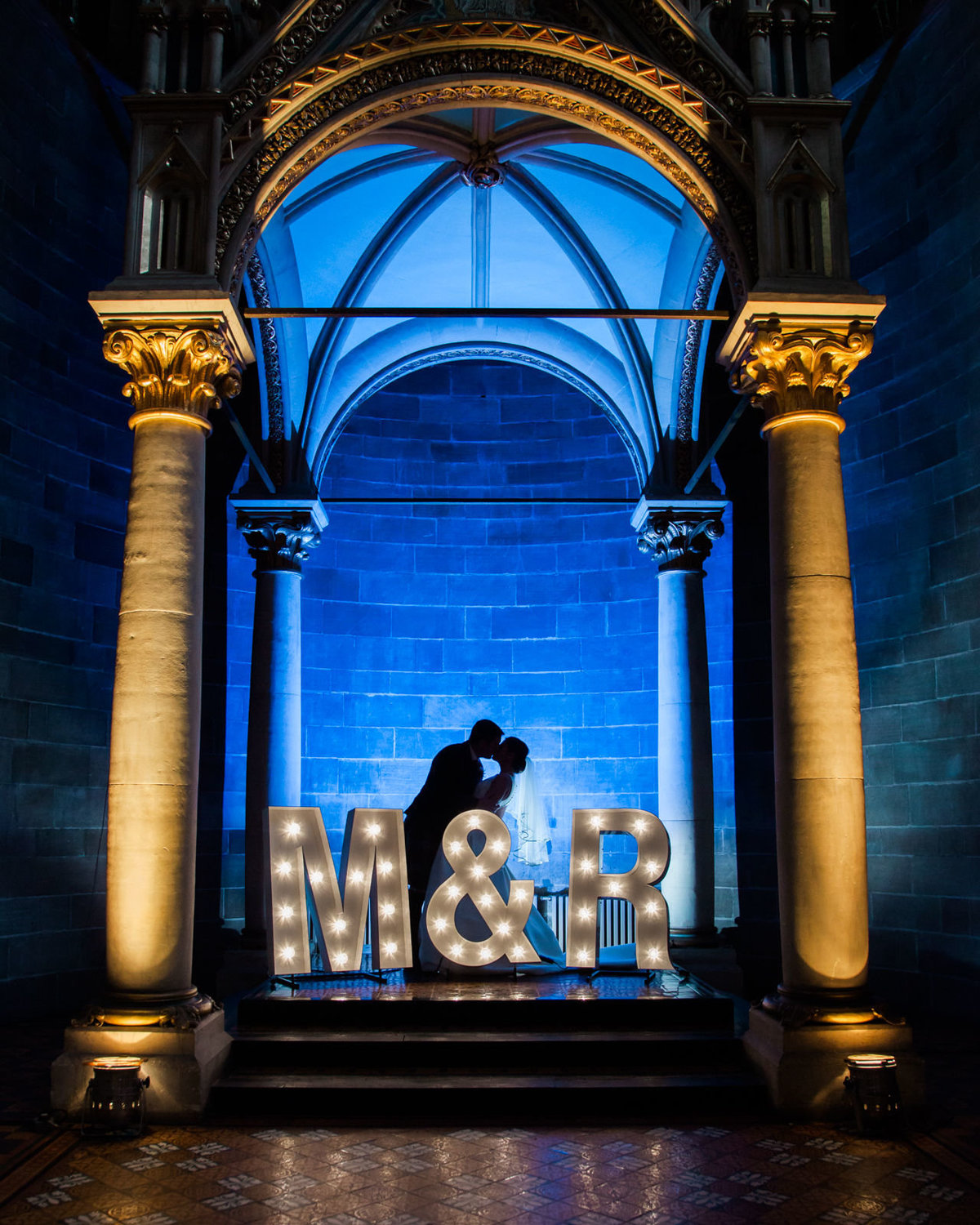 Destination Wedding - Mansfield Traquair