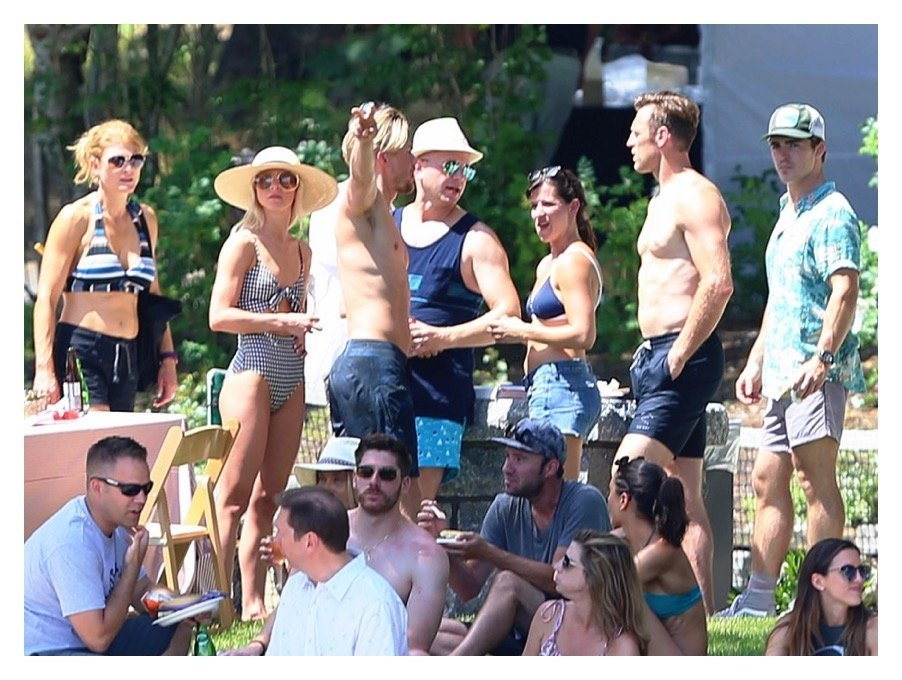 JB WEDDING - Z - PAPARAZZI - FRIDAY SPOTTED - BEACH DAY