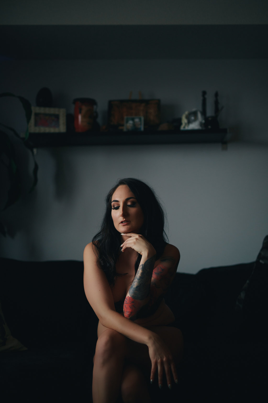 Best Calgary Boudoir Photographer