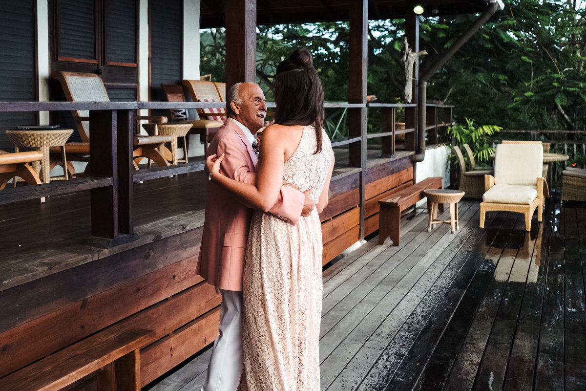 Cap Maison St Lucia Destination Wedding - 213
