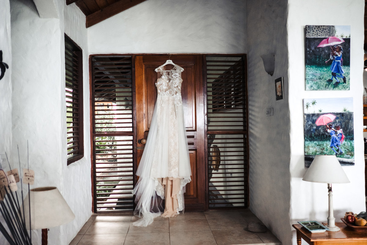 Cap Maison St Lucia Destination Wedding - 034