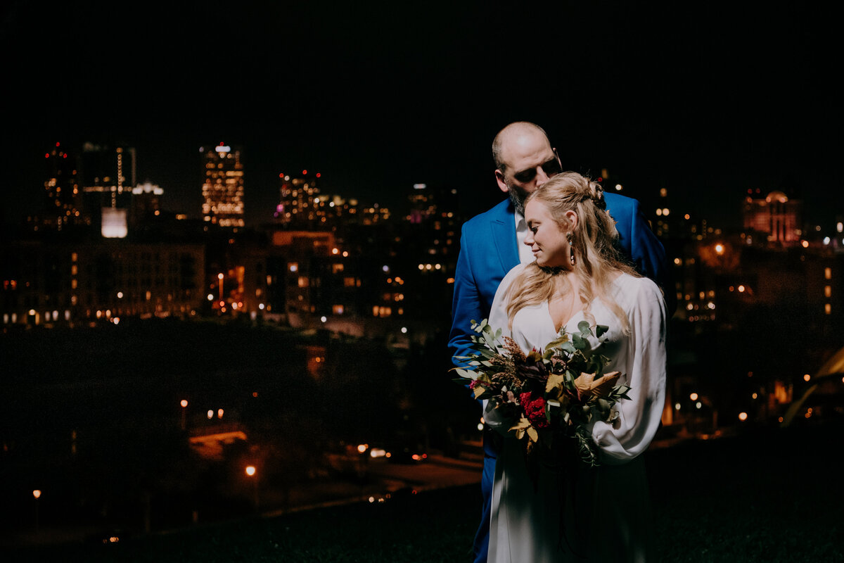 Leah Redmond Photography Wedding Couple Engagement Portrait Lifestyle Milwaukee Wisconsin Moody Natural Photographer Dark Architecture Architectural3
