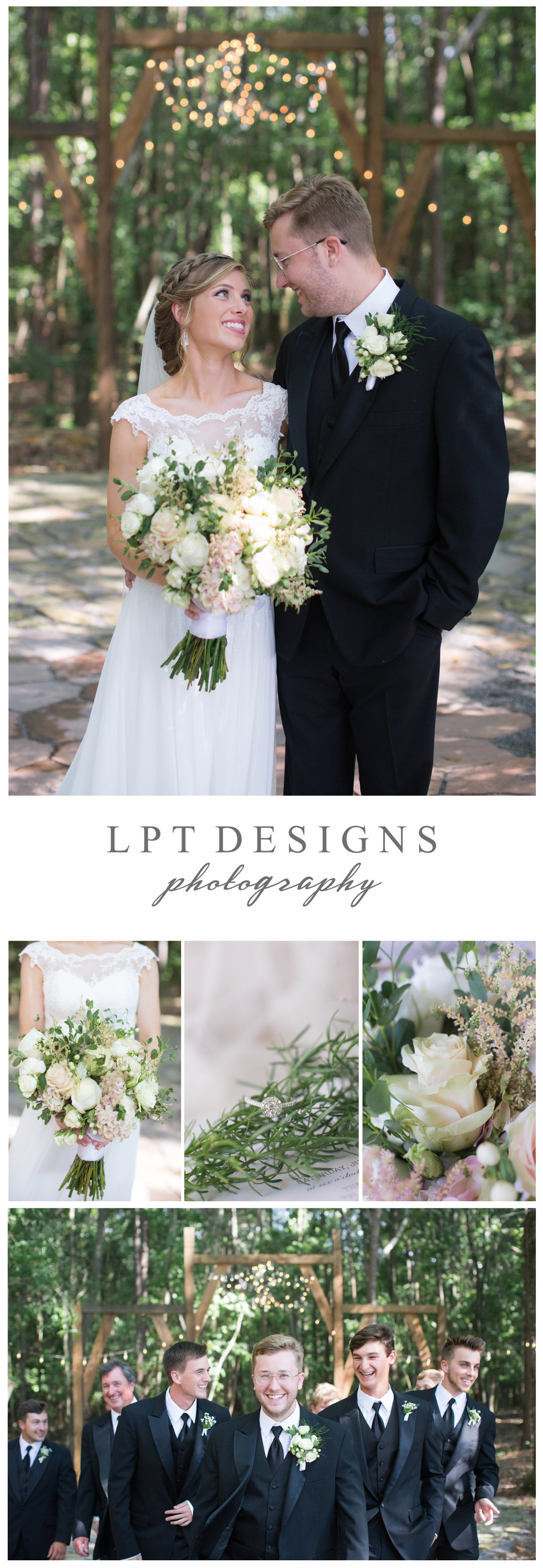 LPT Designs Photography Lydia Thrift Gadsden Alabama Fine Art Wedding Photographer KG 1