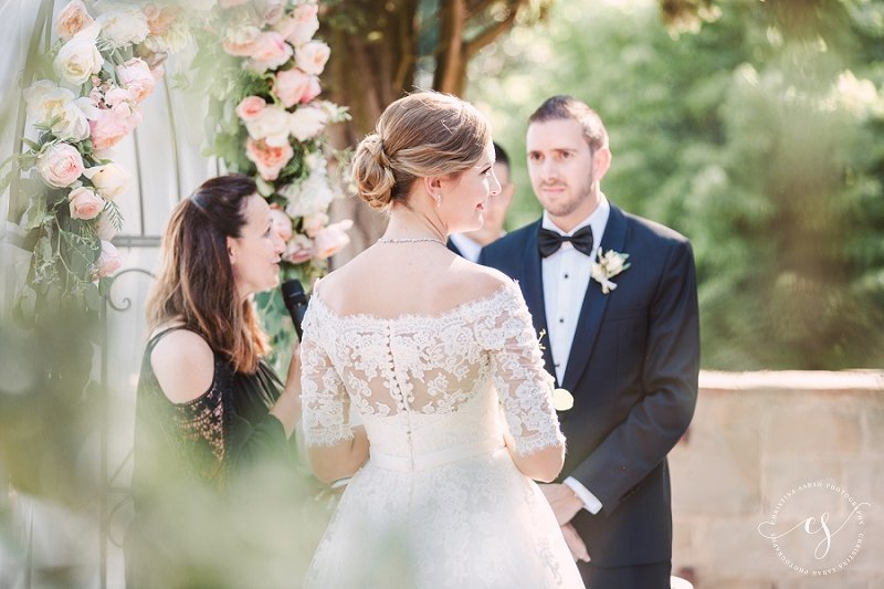 Dreamy Wedding Ceremony
