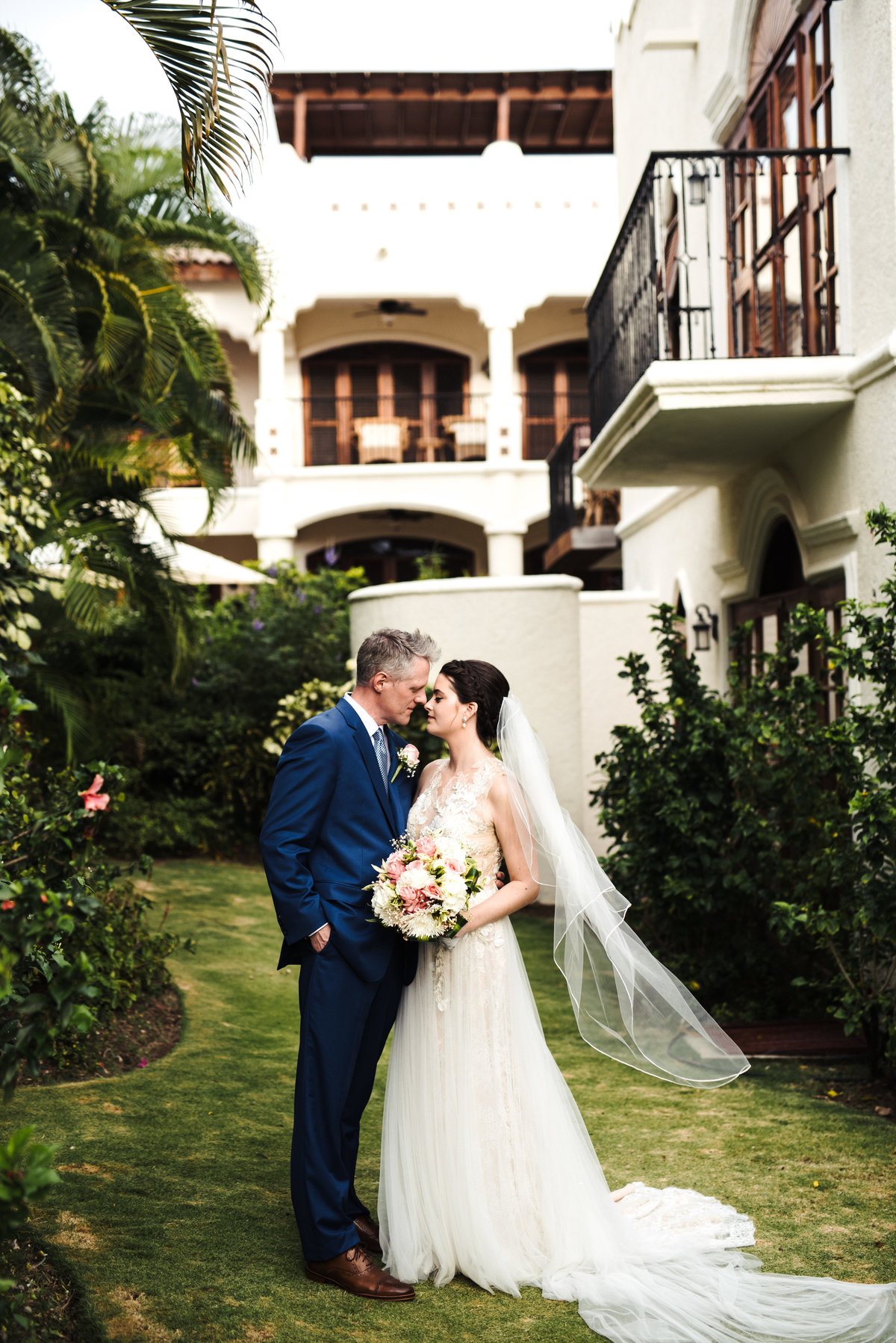 Cap Maison St Lucia Destination Wedding - 183