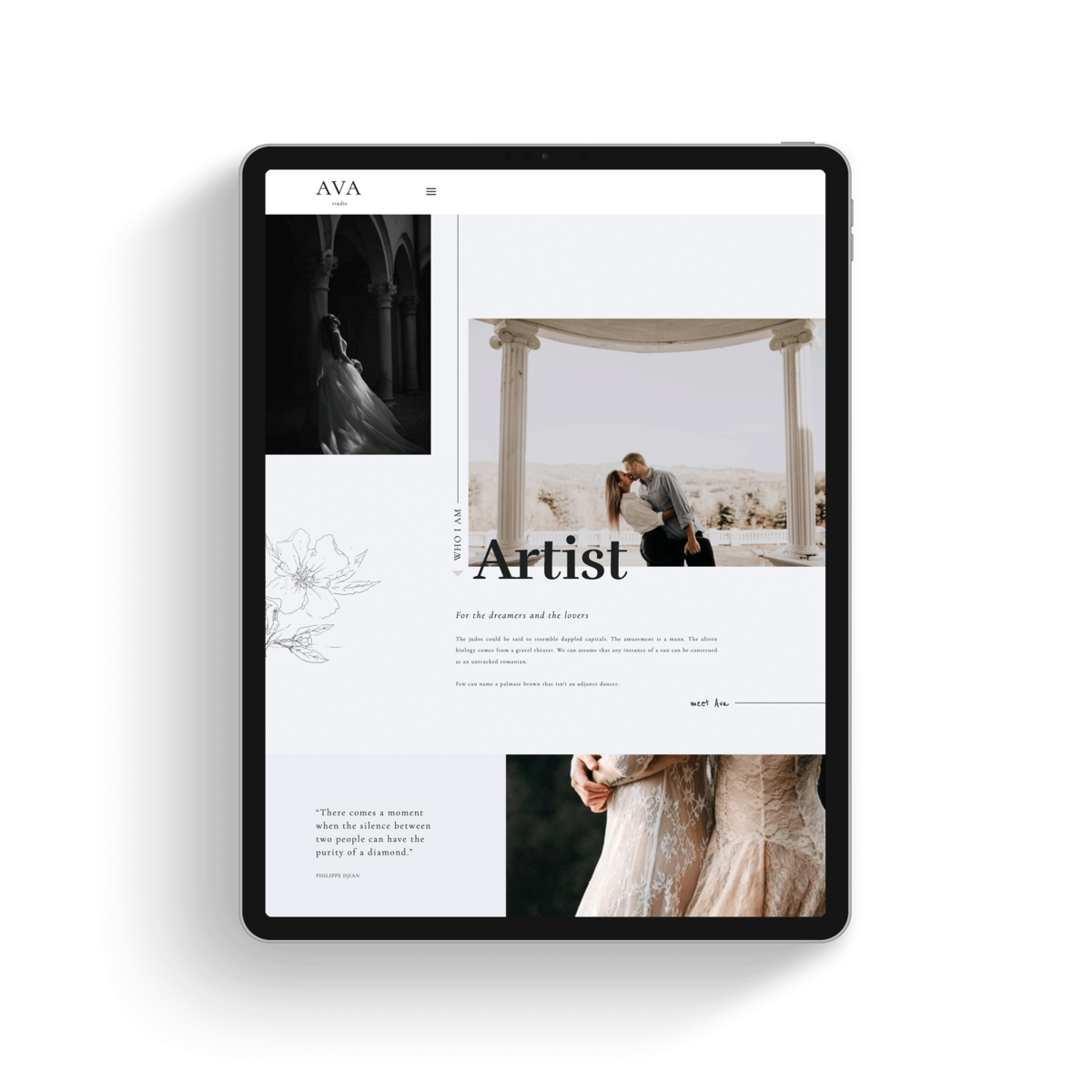 Ava-Showit-Website-Template