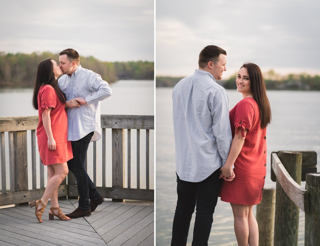 Lake Anna Engagement Session Melissa Sheridan Photography_0013