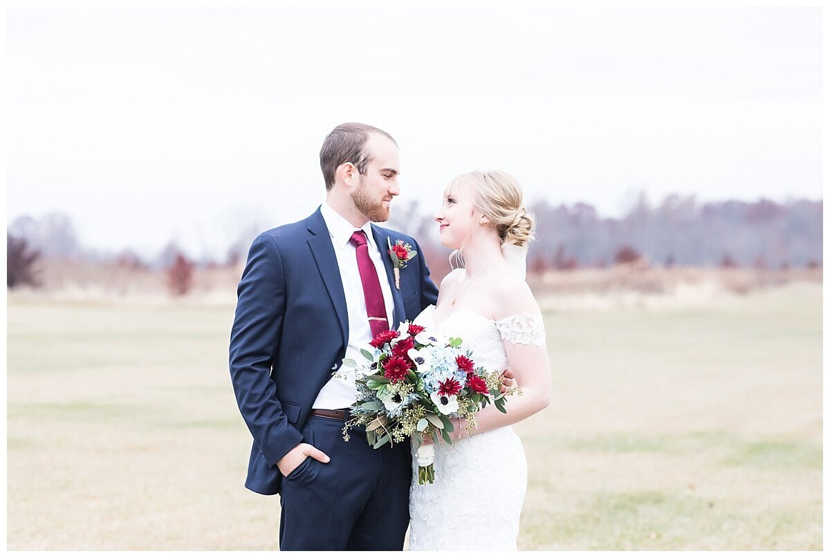 Magical Winter Wedding photo by Simply Seeking Photography_1203