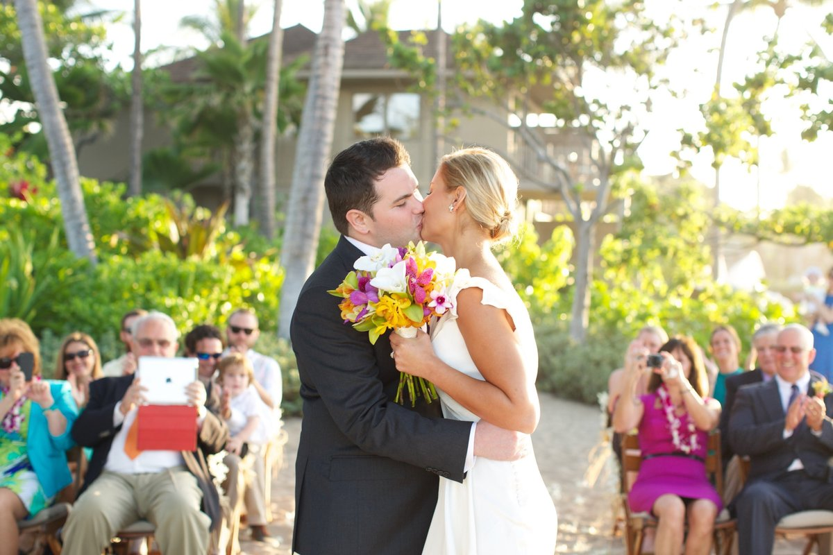 Four Seasons Hualalai Weddings