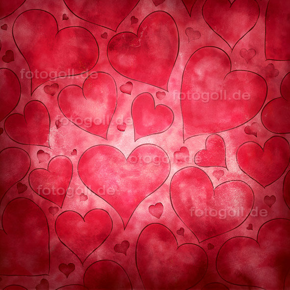 FOTO GOLL - HEART CANVASES - 20120119 - High On Love_Square
