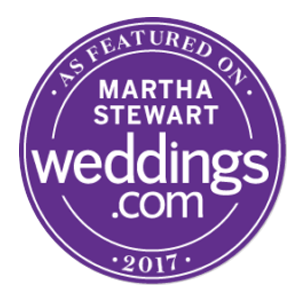 martha stewarts wedding