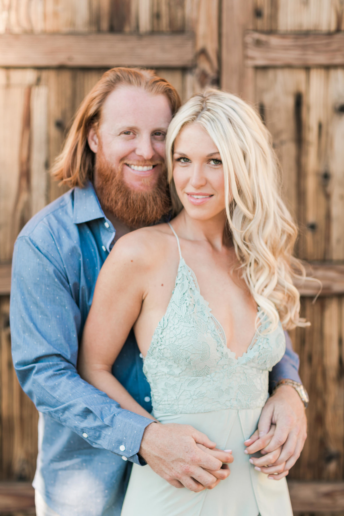 Kourtney Justin Turner Malibu Engagement Session_Valorie Darling Photography-7156