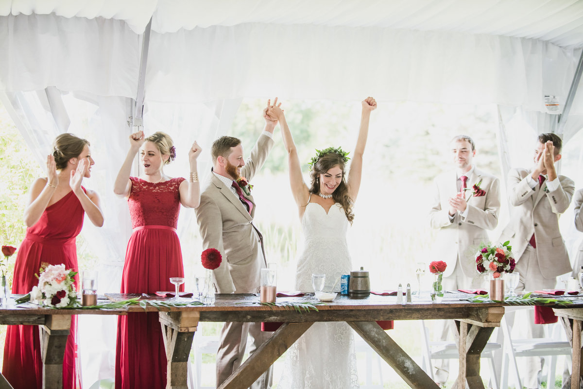 Michigan Outdoor Farm Wedding148