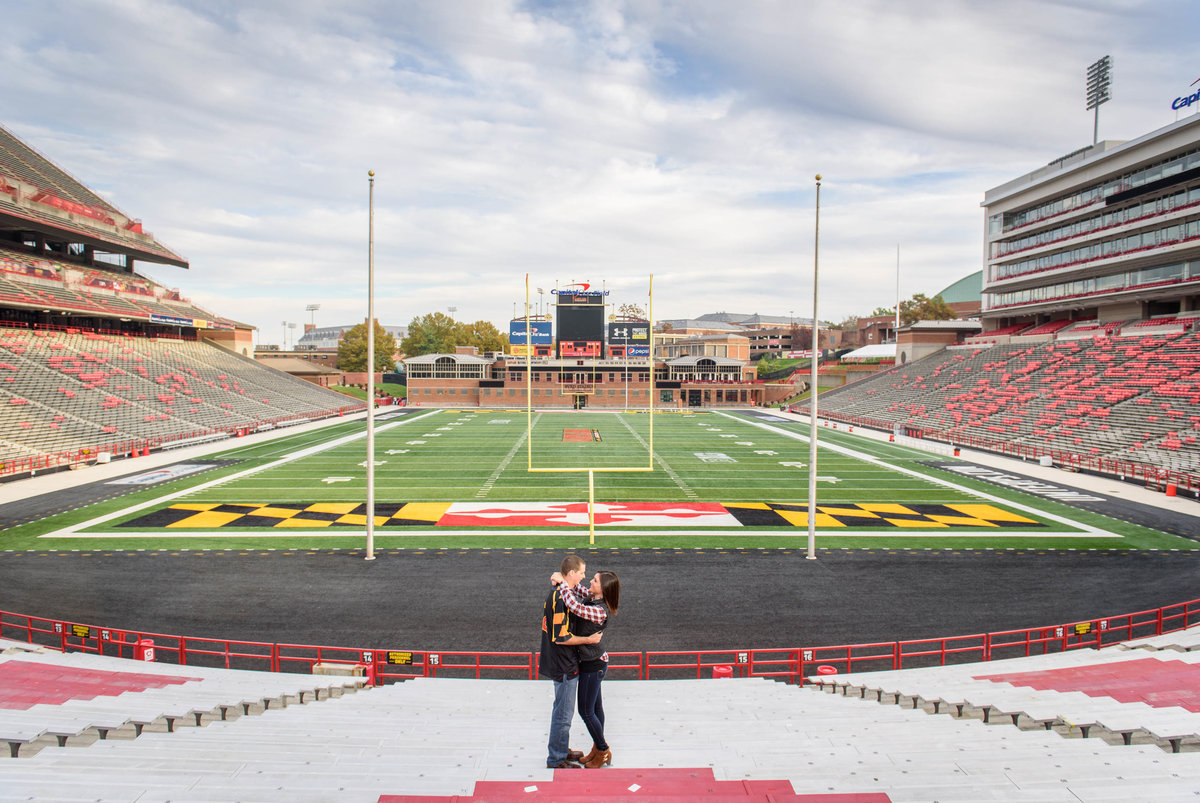 University of Maryland Engagement Shoot (4)