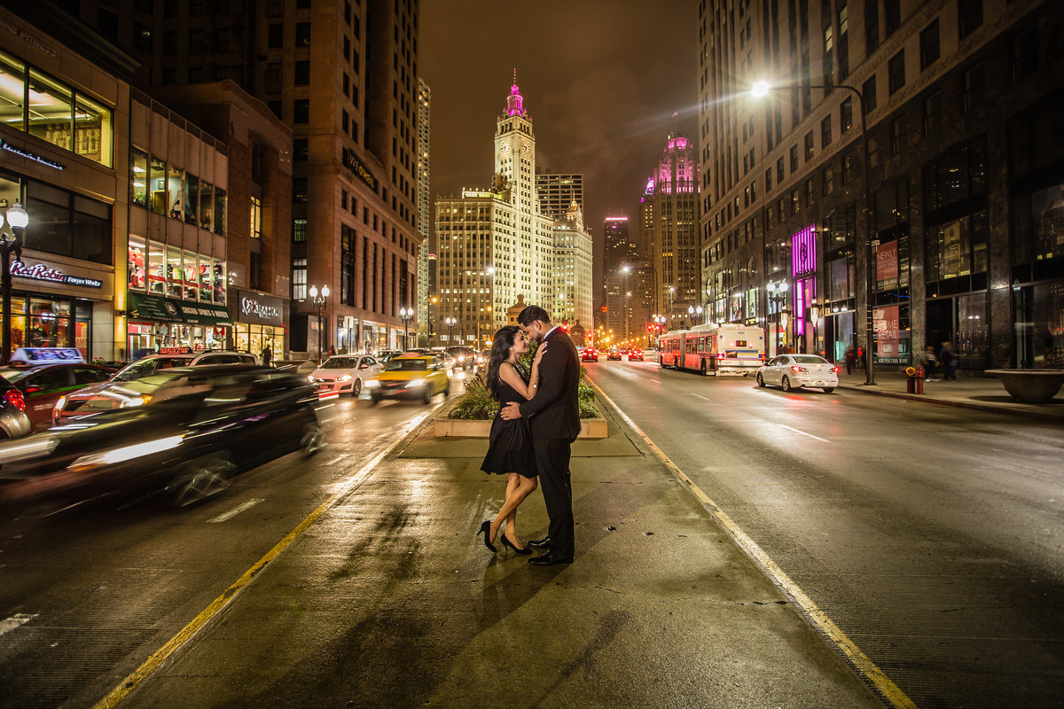 Engagement in Chicago