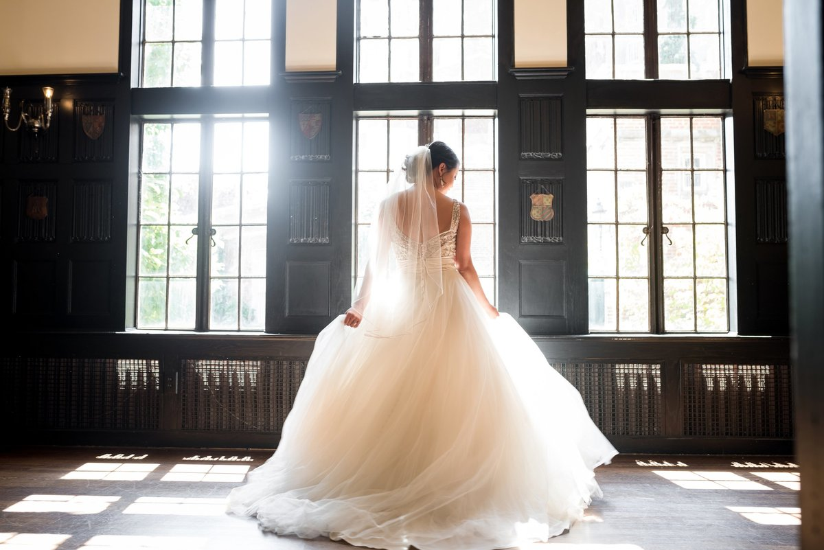 brookline wedding venue Alden castle