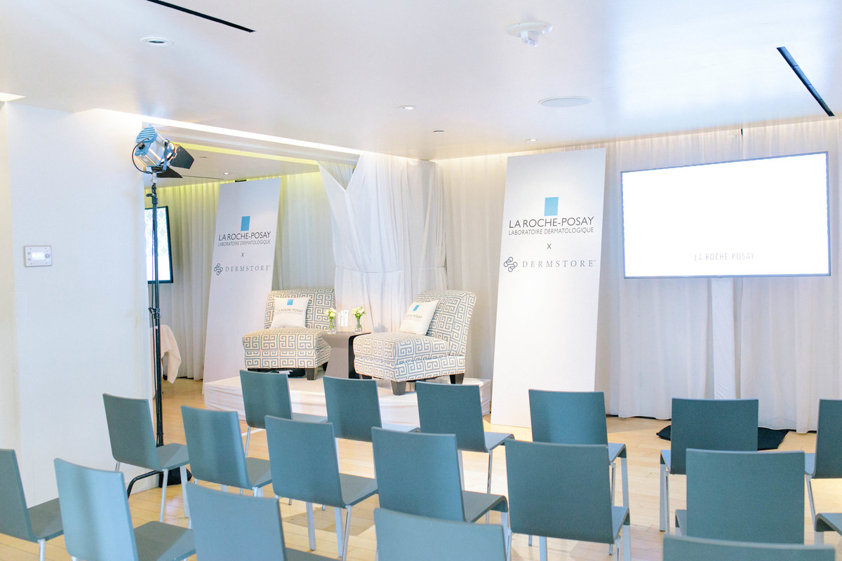 Savvy Events Los Angeles Event Planner La Roche Posay548A8527