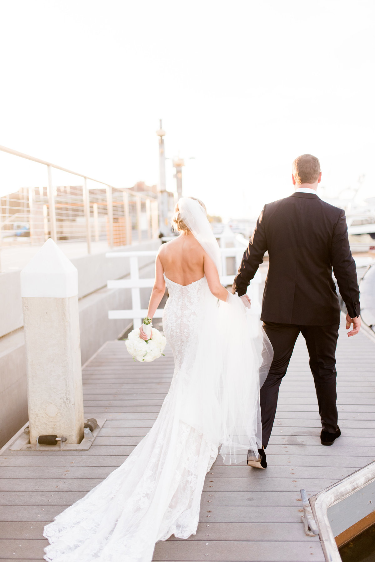 High Res Jon and Paige Newport Harbor Yacht Club Wedding _ Hello Blue Photo -695