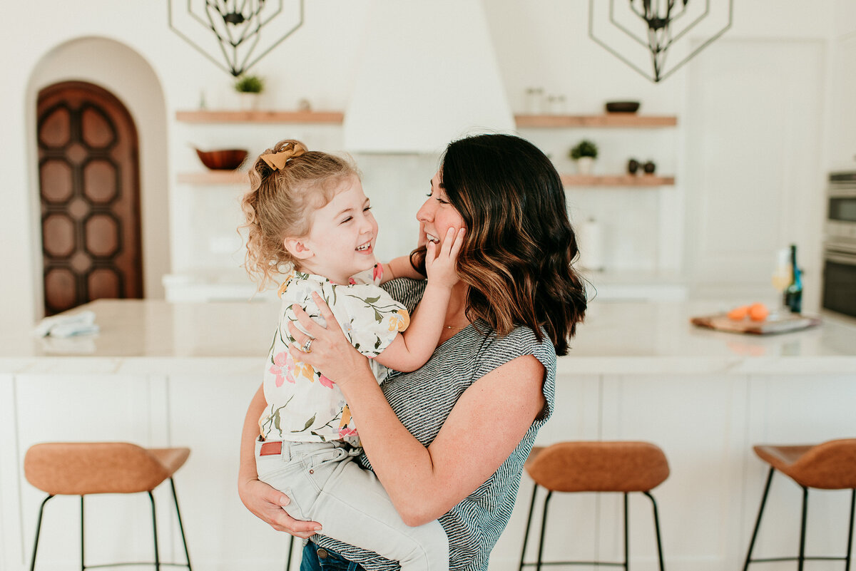 Del Mar in-home Newborn Lifestyle Photographer mommy daughter-42