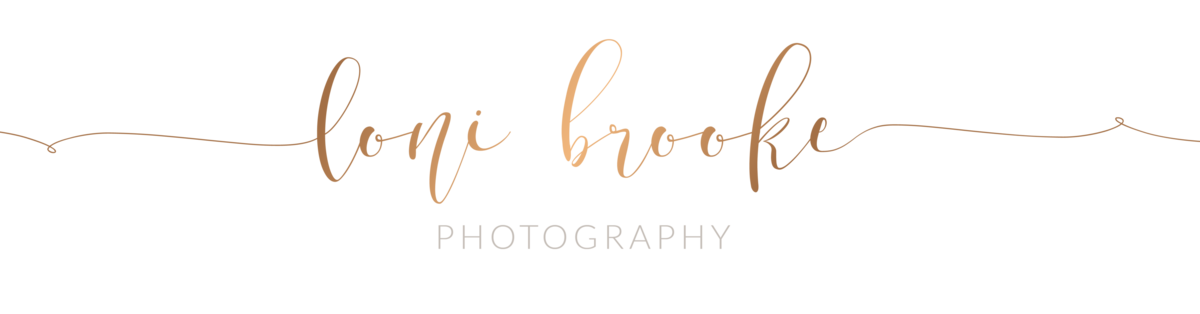 Loni Brooke Photography Logo