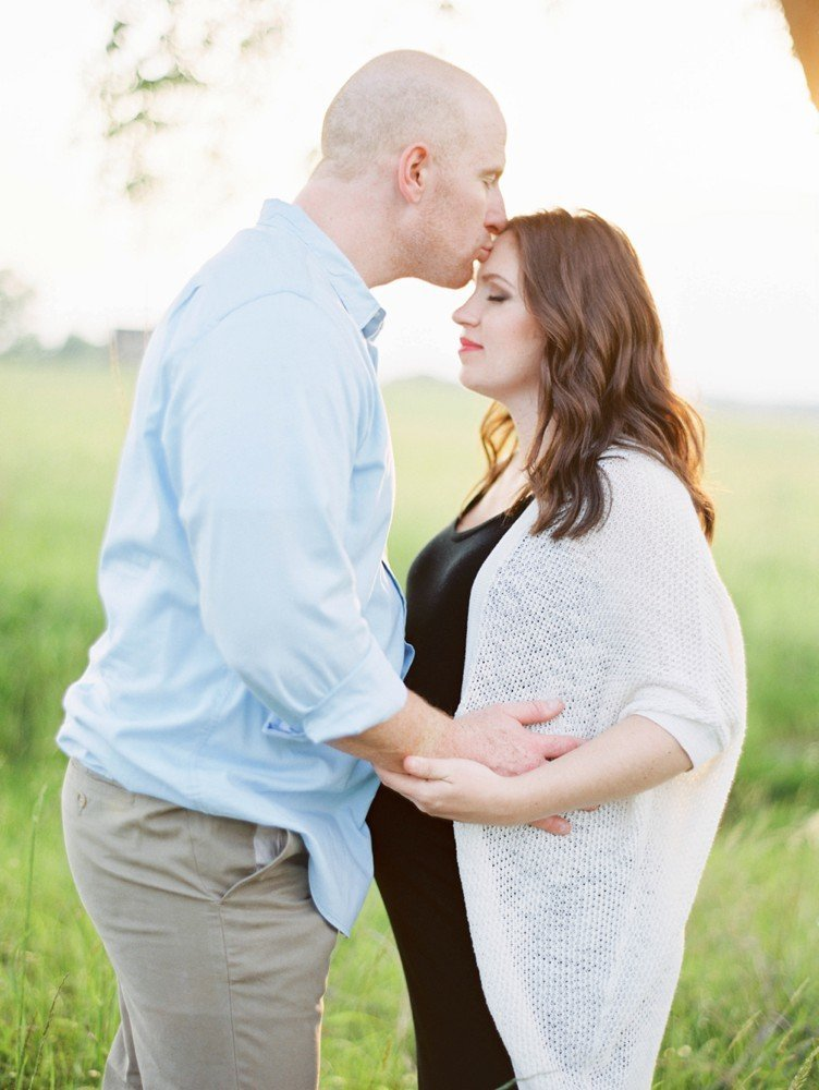 Rebekah Emily Photography Northern Virginia Photographer Film Maternity Session_0008