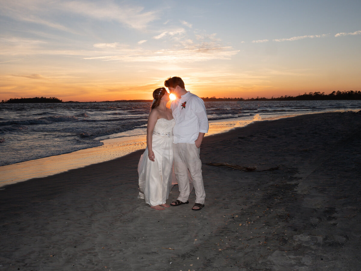 Tybee Island Beach Wedding 7