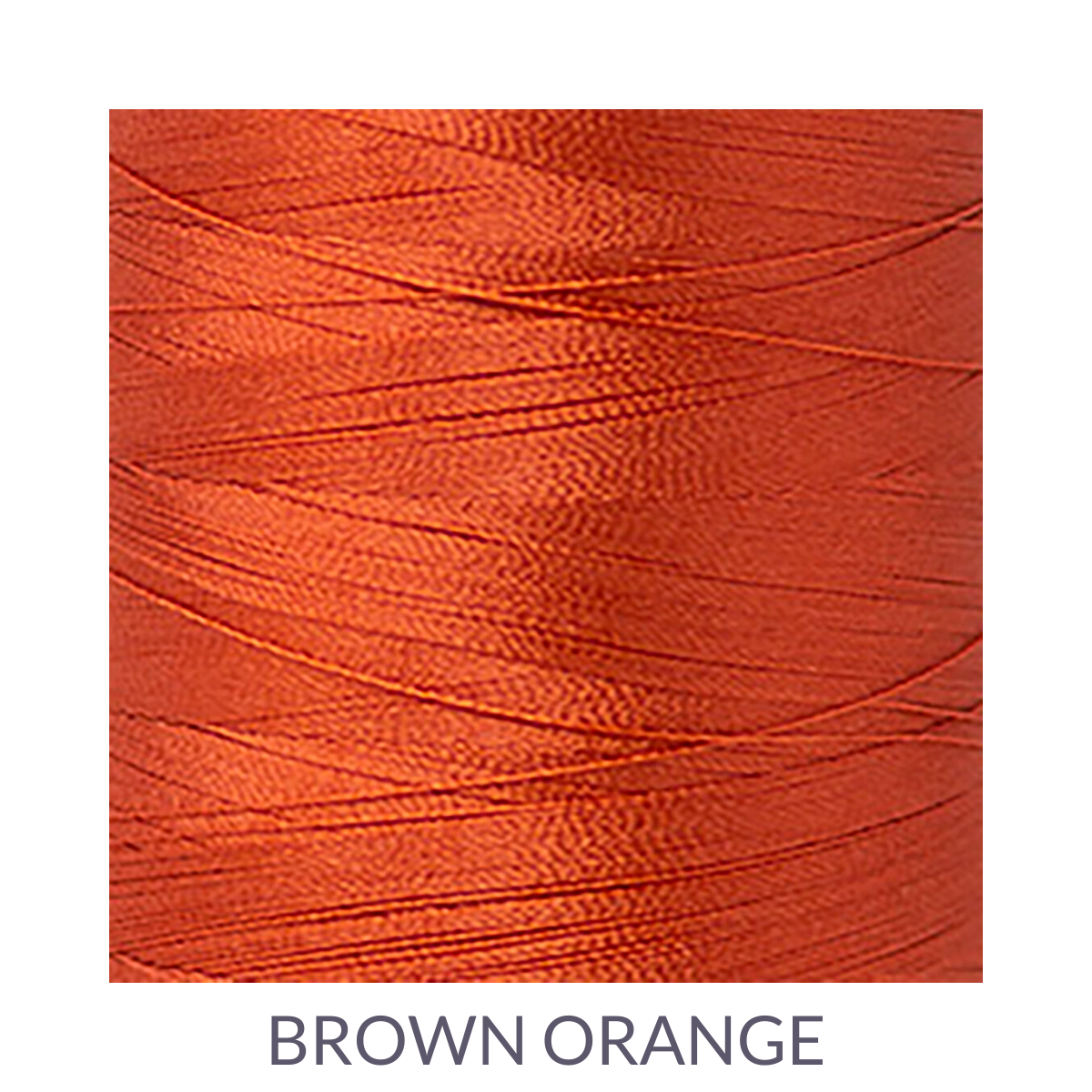Brown-Orange-Thread