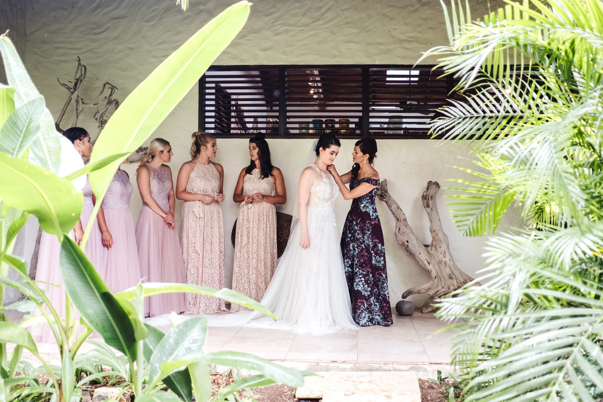 Cap Maison St Lucia Destination Wedding - 055