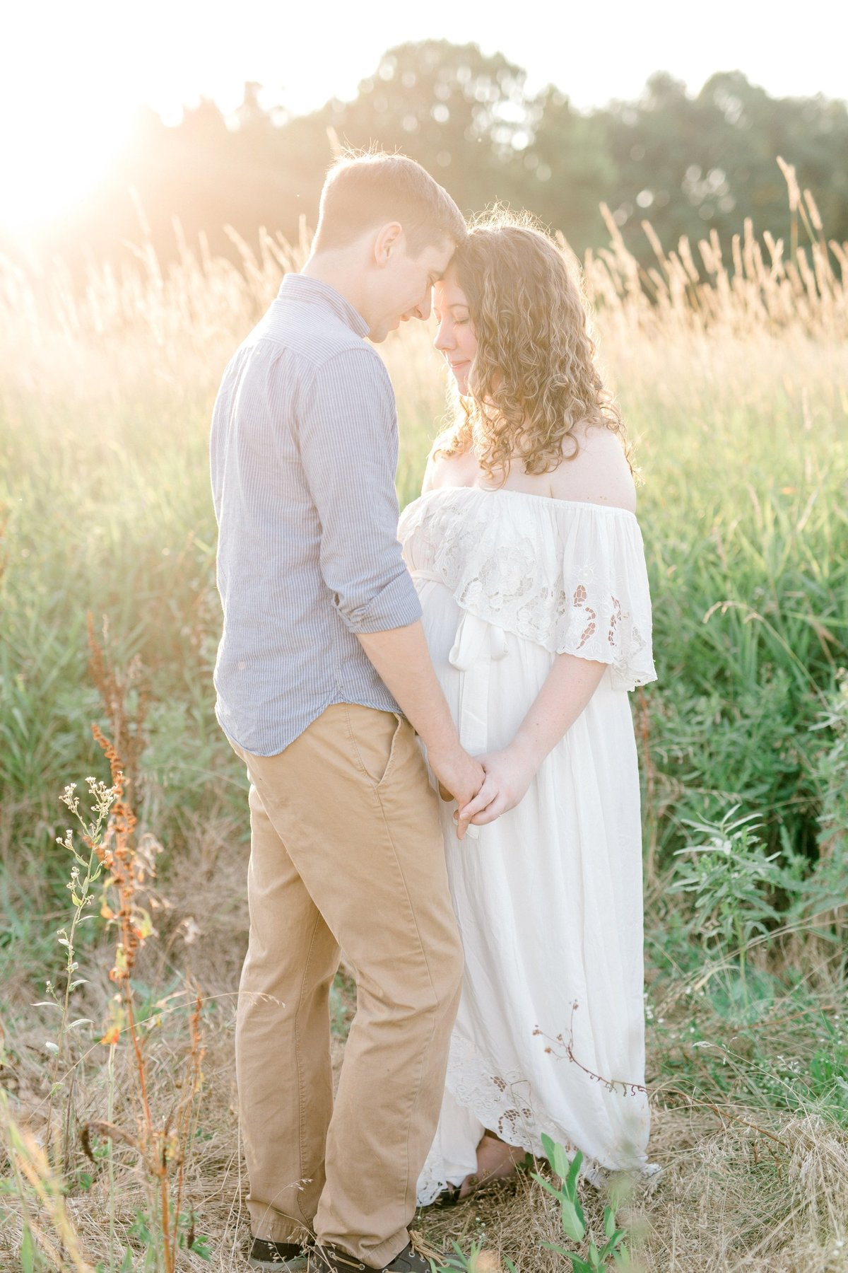ETHEREAL SUMMER MATERNITY SESSION | MECHANICSBURG MATERNITY PHOTOGRAPHER_0982