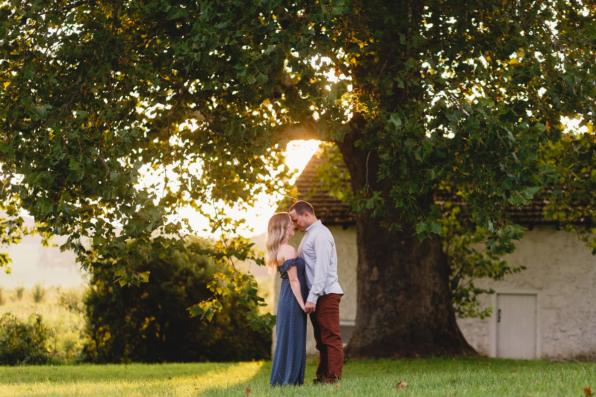 Valley Forge Park Engagement Session Photography 37