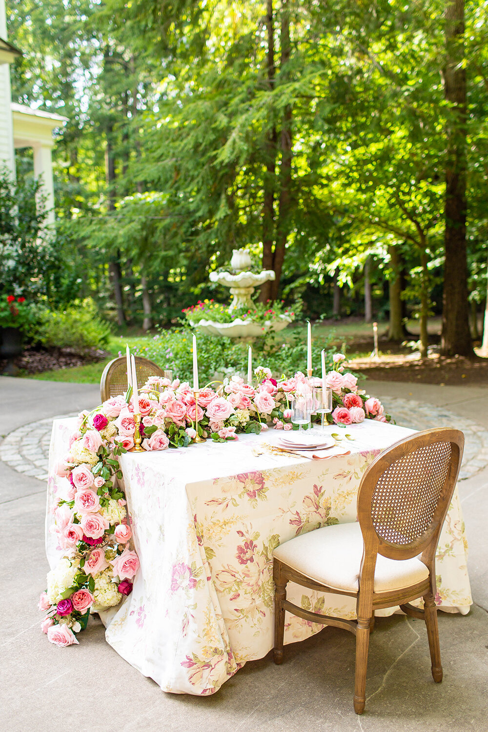 hope taylor workshop vellum floral wedding invitation vintage stamps 12