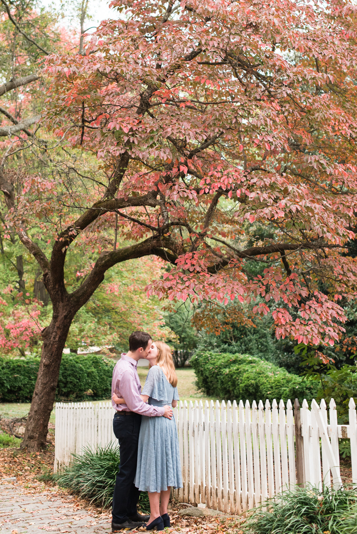 An Old Salem Engagement Session, Michelle & Sara Photography, Winston Salem NC5