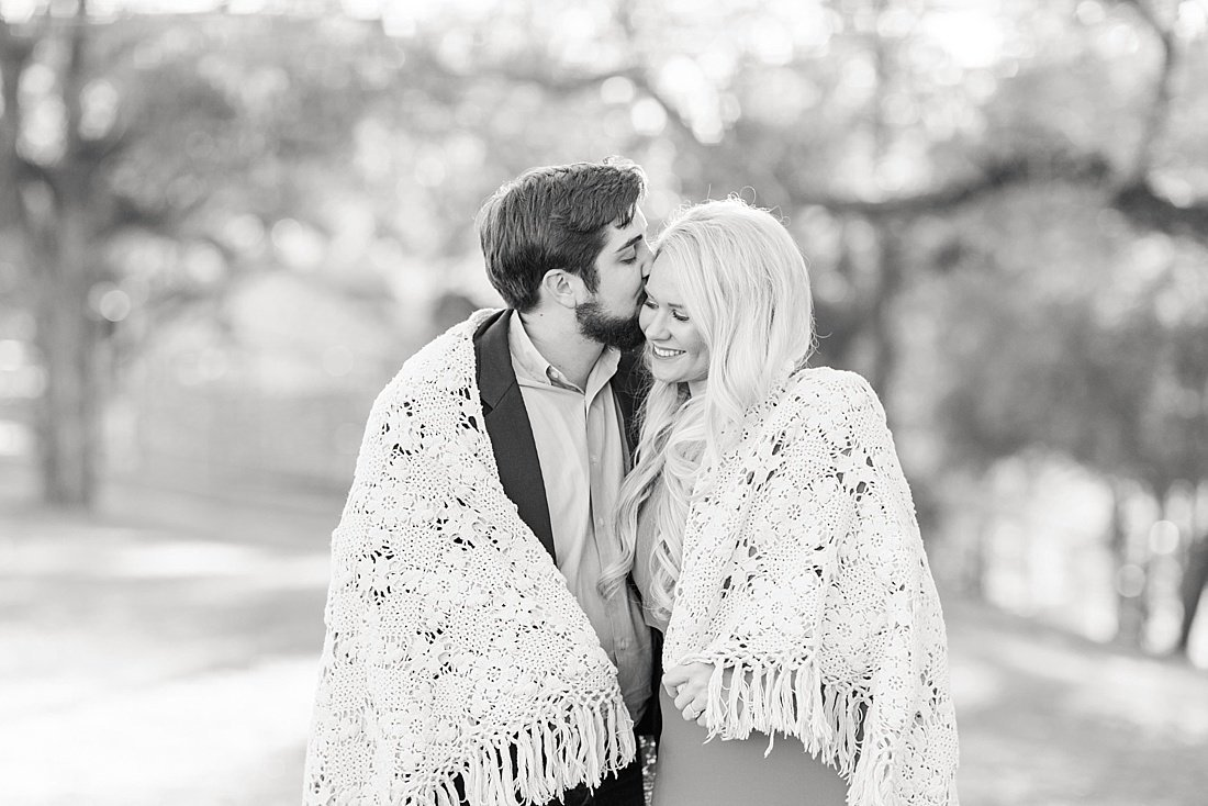 Camp Rio Vista and Camp Sierra Vista wedding engagement photos in Ingram, Texas_0021