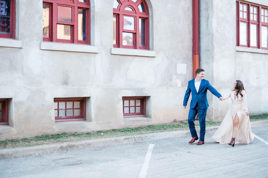 Fort Worth Engagement Photographer - White Orchid Photography