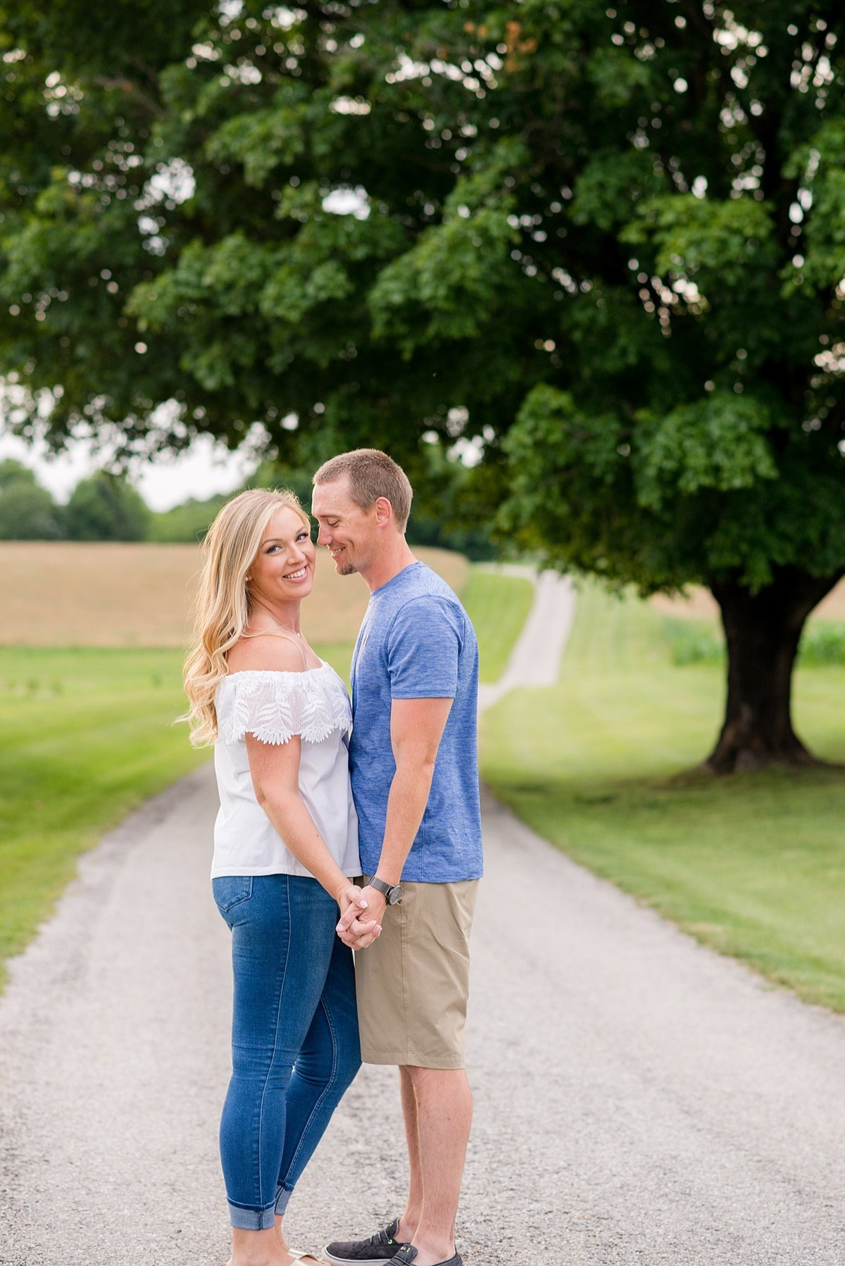 Montagu Meadows Westminster Md Engagement Session_0036