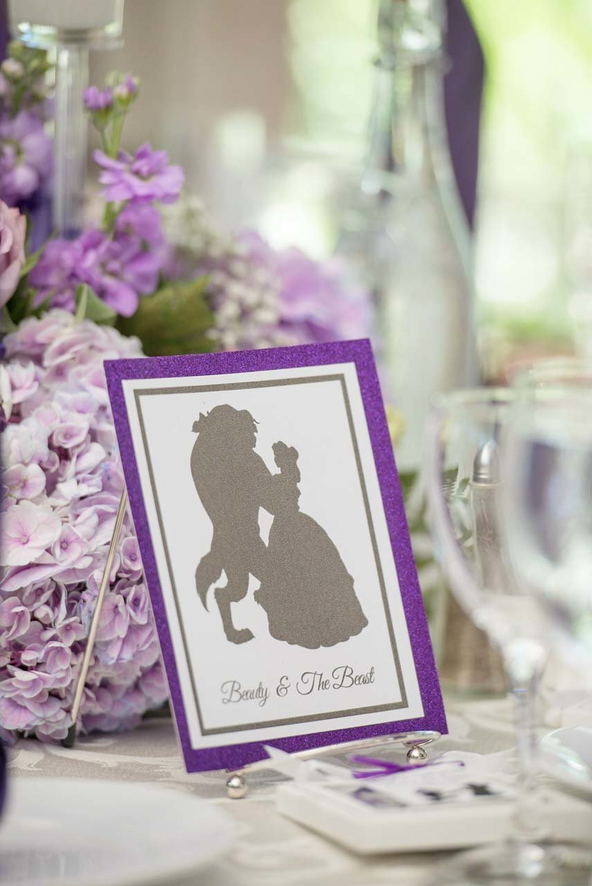 Disney themed wedding at Giorgio's Catering