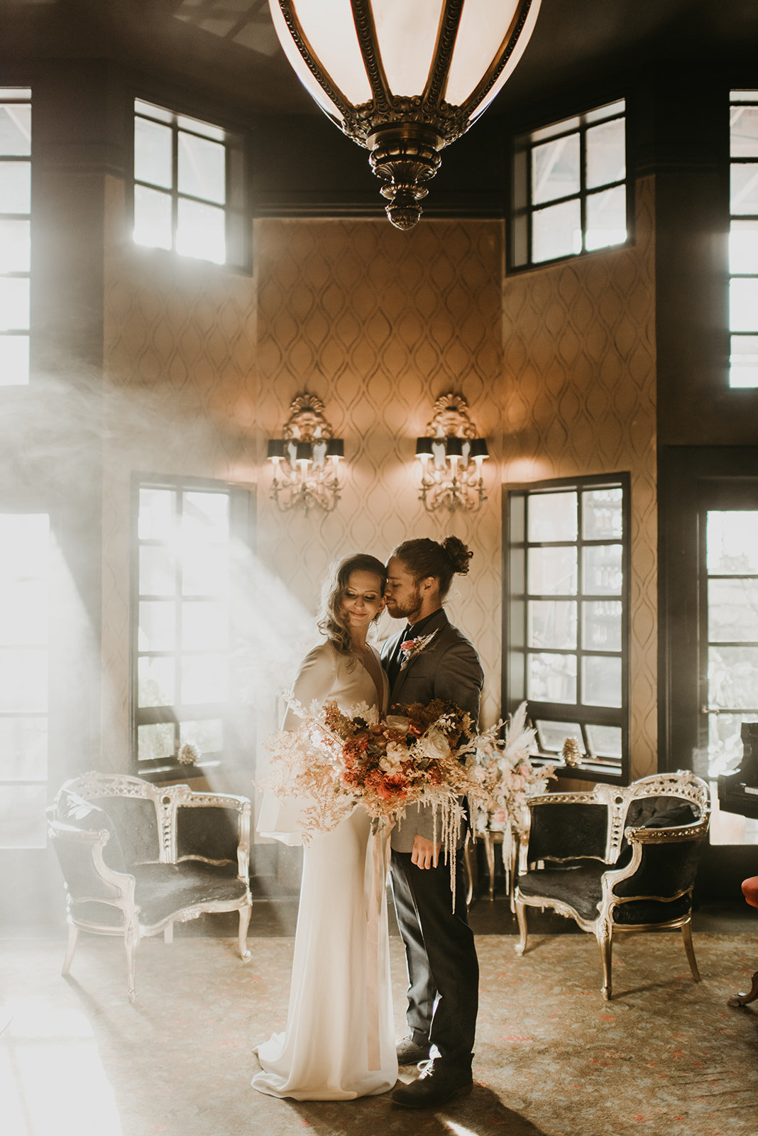 Britty + Beau - Elopement - The Ruins_ Seattle_ WA - Kamra Fuller Photography - Runaway With Me Elopement Collective-45