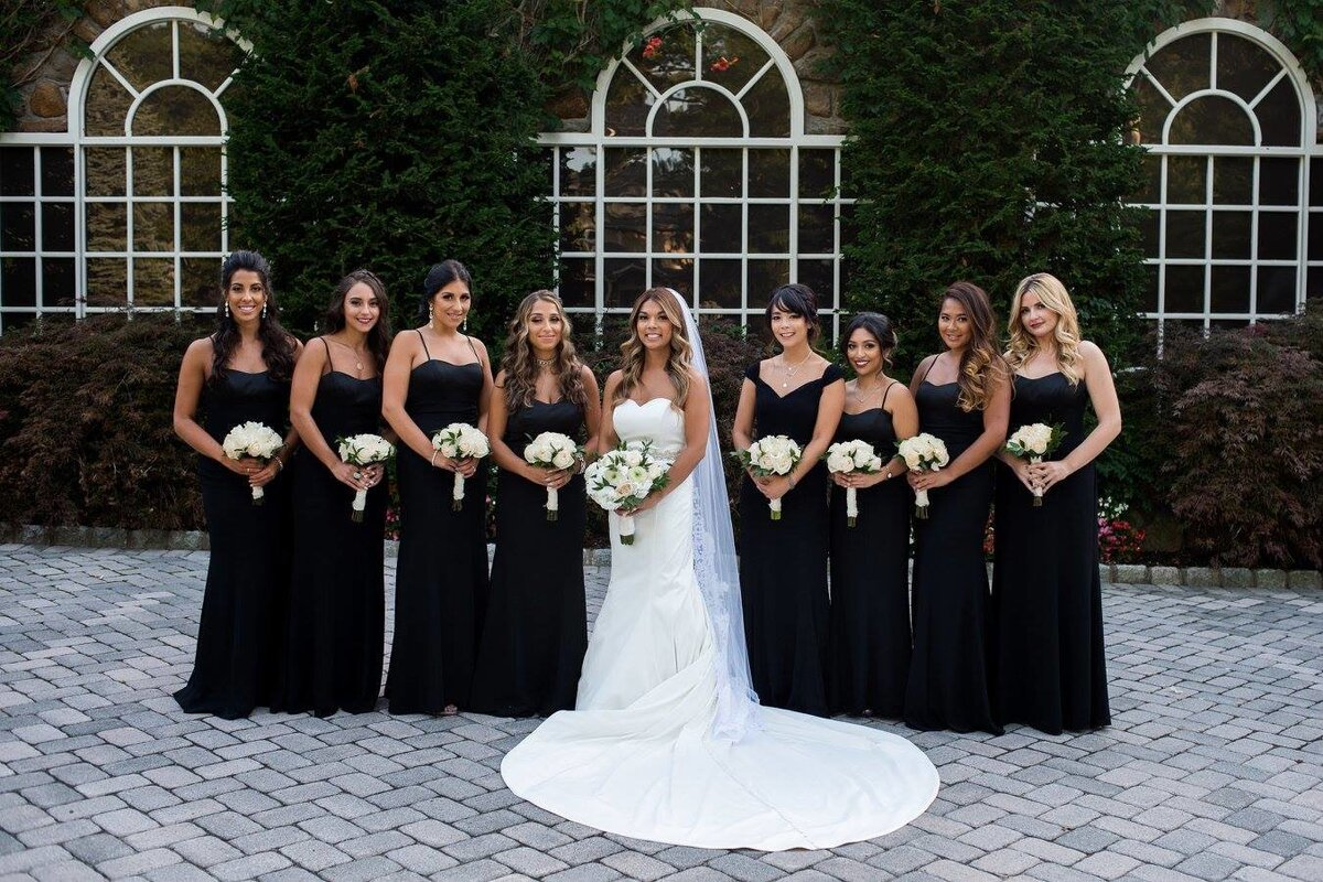 Beyoutiful Bride On Location Hair Makeup Bridal Bridesmaid New Jersey Beauty Company6